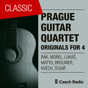 Prague Guitar Quartet Originals for 4