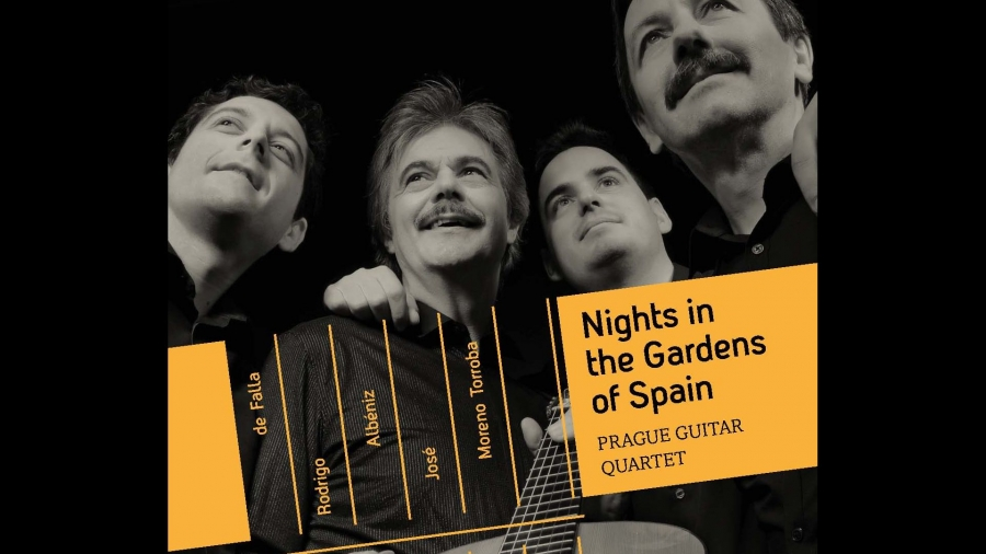 Neue CD: Nights in the Gardens of Spain